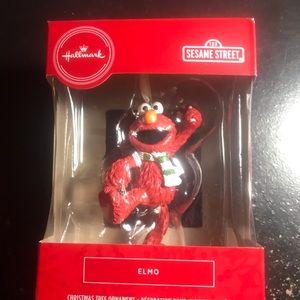 Sesame Street Elmo Ornament